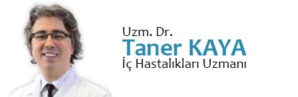 Uzm. Dr. Taner KAYA